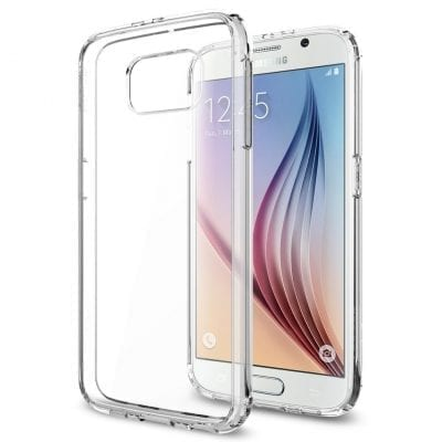Clear Transparent Case Samsung Galaxy S6