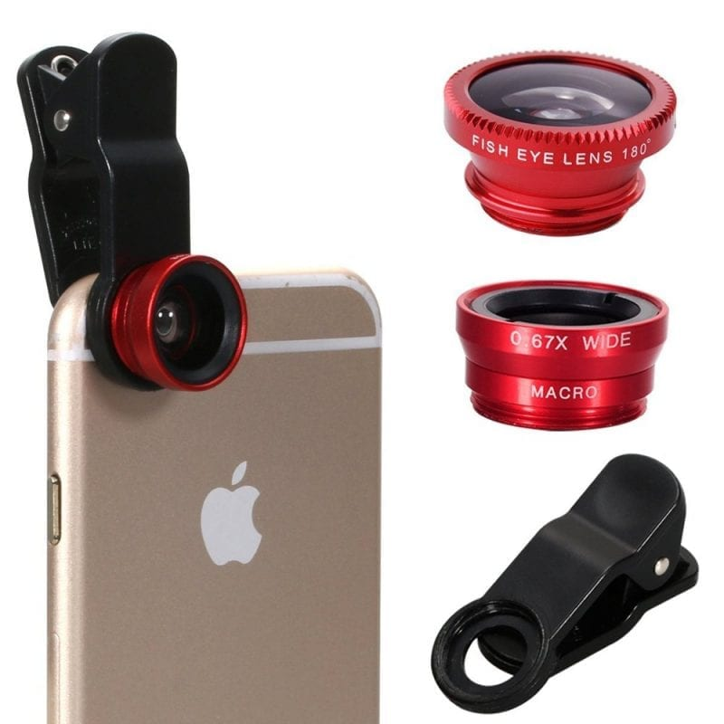 3-in-1 Lens for iPhone