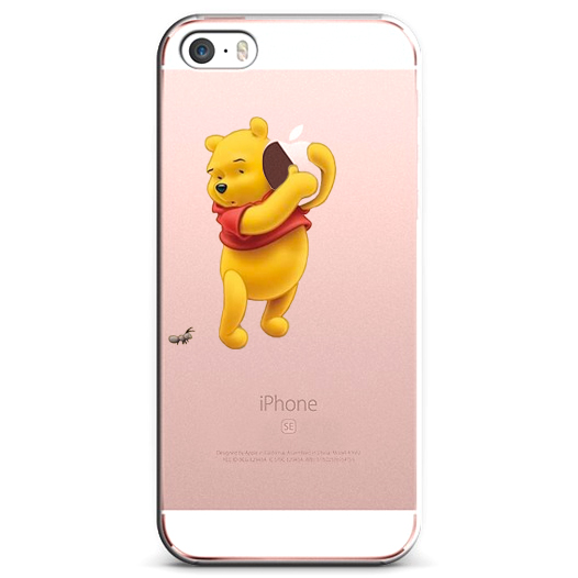 Winnie The Pooh Iphone S Case