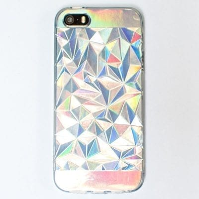 Hologram Structure Case iPhone SE/5S