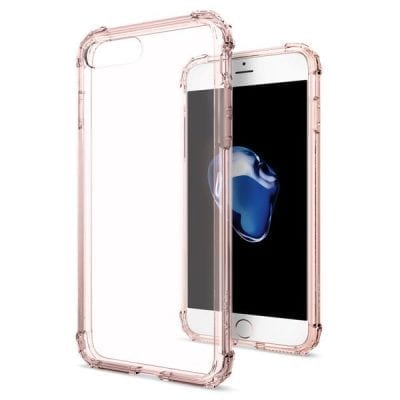 Spigen Crystal Shell Rose Crystal Case iPhone 7 Plus/8 Plus