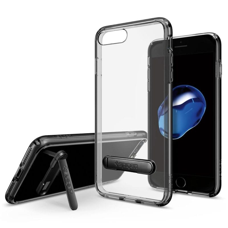 Spigen Ultra Hybrid S Jet Black Case iPhone 7 Plus/8 Plus