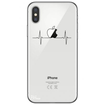Heart Rate Apple Case iPhone XS Max