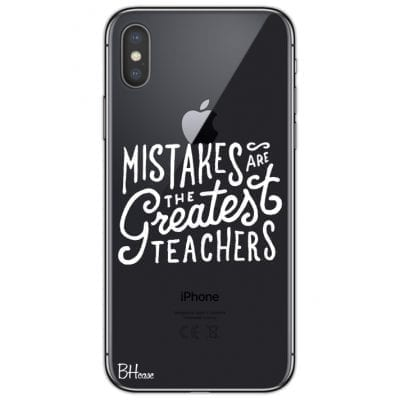 Mistakes Case iPhone X/XS