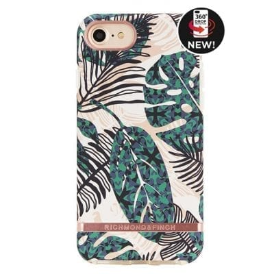 Richmond & Finch Tropical Leaves Case iPhone 7/8