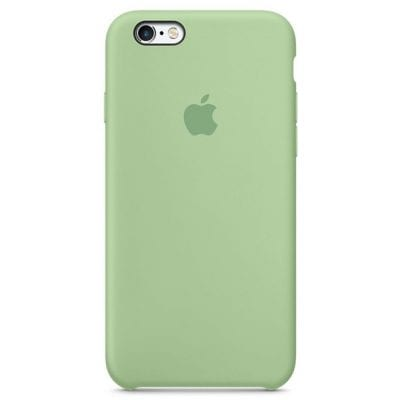 Apple Apricot Silicone Case iPhone 6/6S