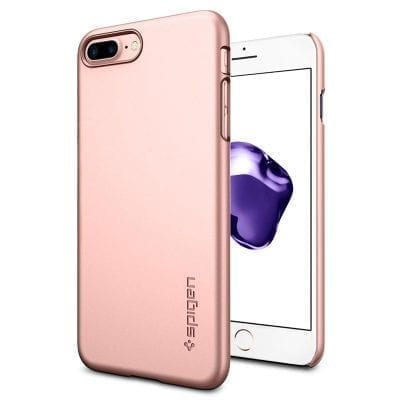 Spigen Thin Fit Rose Gold Case iPhone 7 Plus/8 Plus
