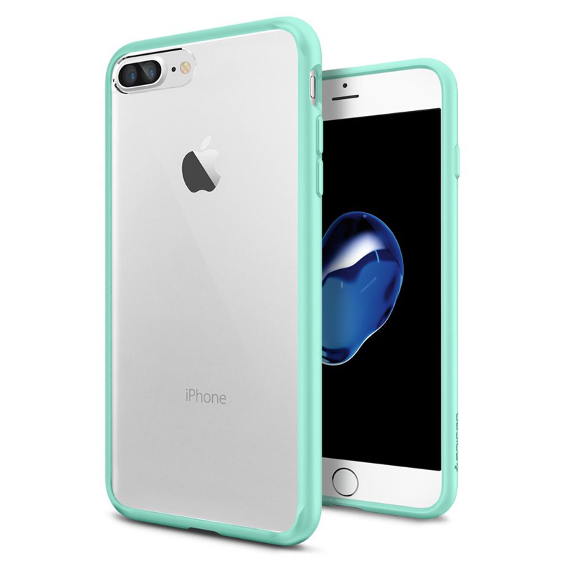 Spigen Ultra Hybrid Mint Case iPhone 7 Plus/8 Plus