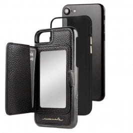 Case-Mate Compact Black Mirror Case iPhone 7/8