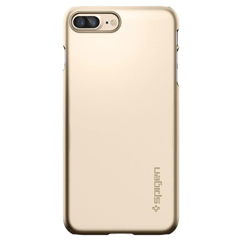 Spigen Thin Fit Champagne Gold Case iPhone 7 Plus/8 Plus