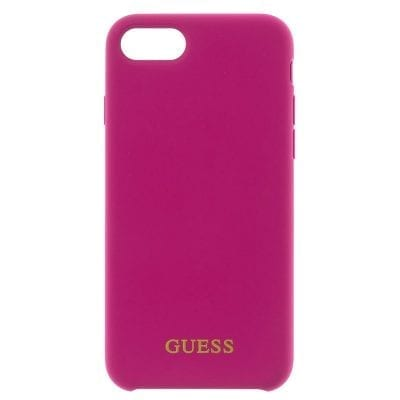 Guess 4G Charms Brown Case iPhone X/XS