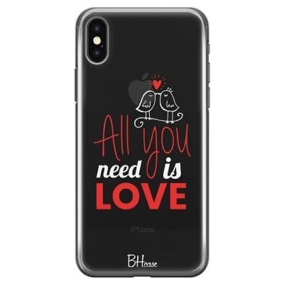 All You Need Is Love Case iPhone X/XS