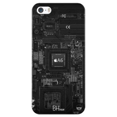 Apple Motherboard Case iPhone SE/5S