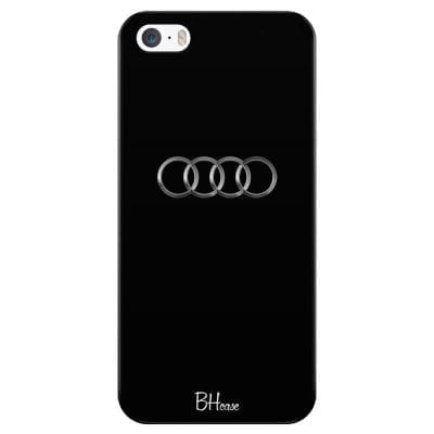 Audi Logo Case iPhone SE/5S