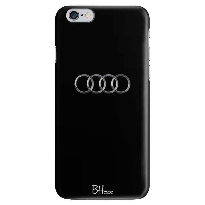 Audi Logo Case iPhone 6 Plus/6S Plus