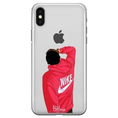 Back Boy Nike Case iPhone XS Max