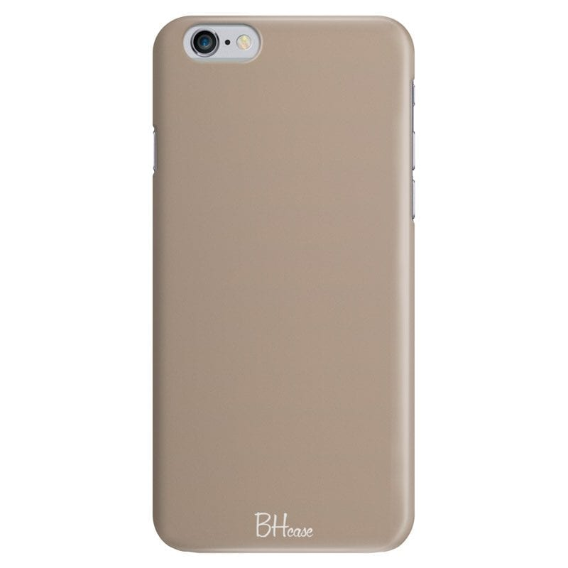 Beige Case iPhone 6 Plus/6S Plus