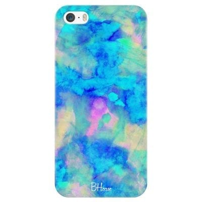 Blue Stone Case iPhone SE/5S