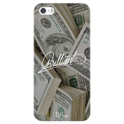 Brilliant Case iPhone SE/5S