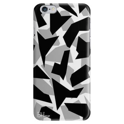 Camo Grey Case iPhone 6/6S
