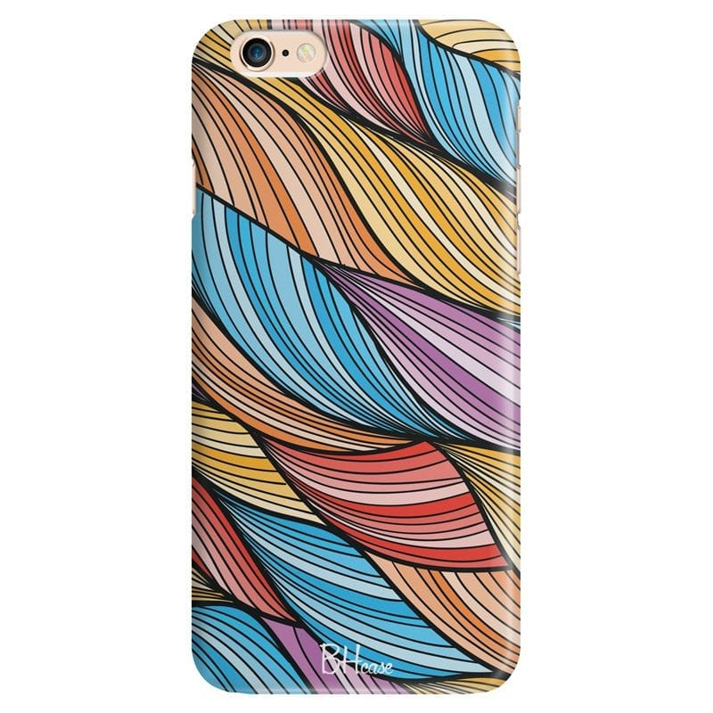 Color Waves Case iPhone 6/6S