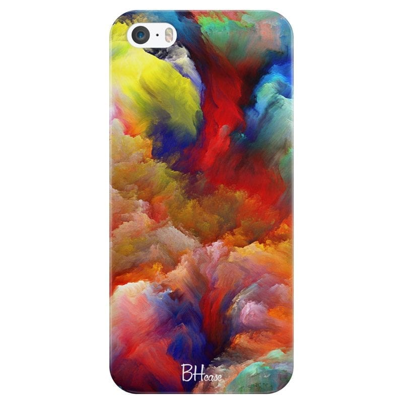 Dreamy Colors Case iPhone SE/5S