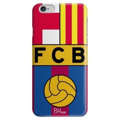 FC Barcelona Case iPhone 6/6S