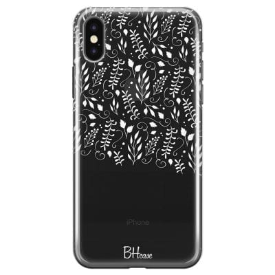 Floral Case iPhone X/XS