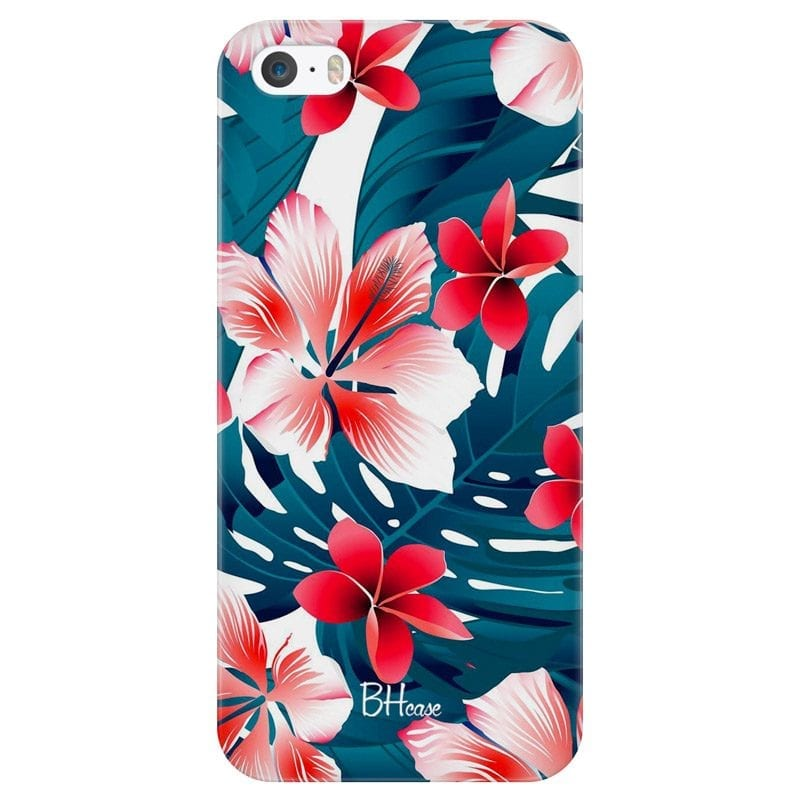 Flowers Kate Case iPhone SE/5S