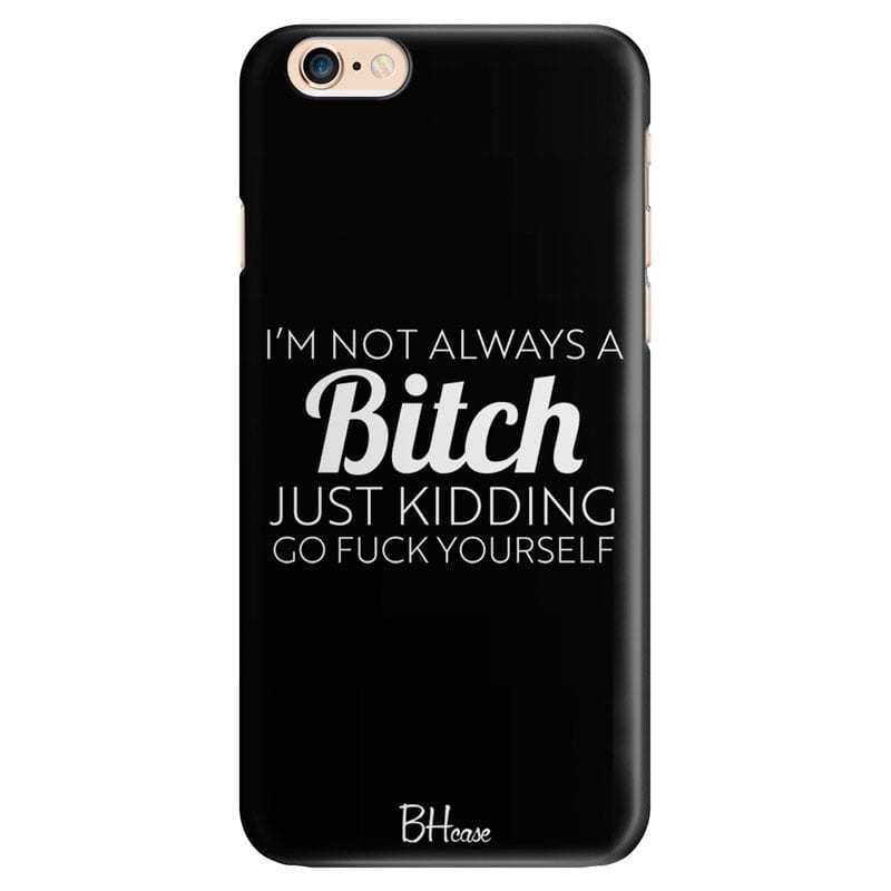 Go Fuck Yourself Case iPhone 6 Plus/6S Plus