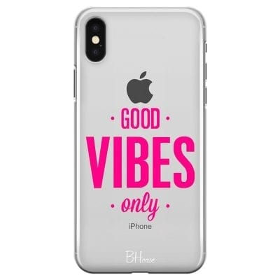 Good Vibes Only Case iPhone X/XS