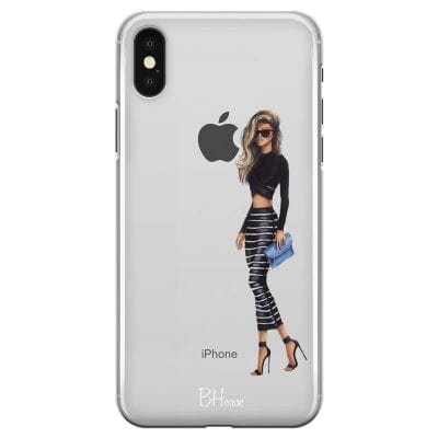 High Heels Woman Case iPhone X/XS
