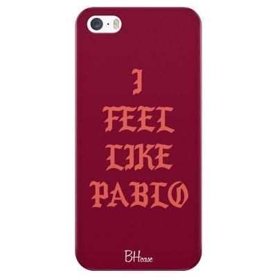 I Feel Like Pablo Case iPhone SE/5S