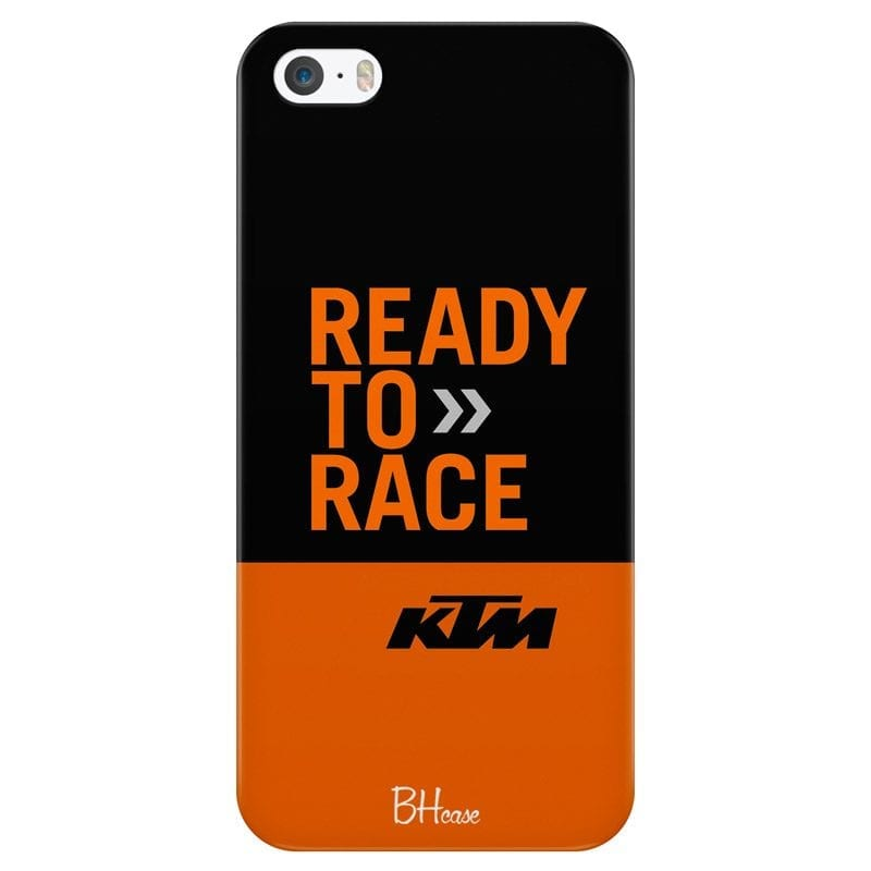 KTM Ready To Race Case iPhone SE/5S