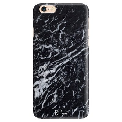 Marble Black Case iPhone 6/6S