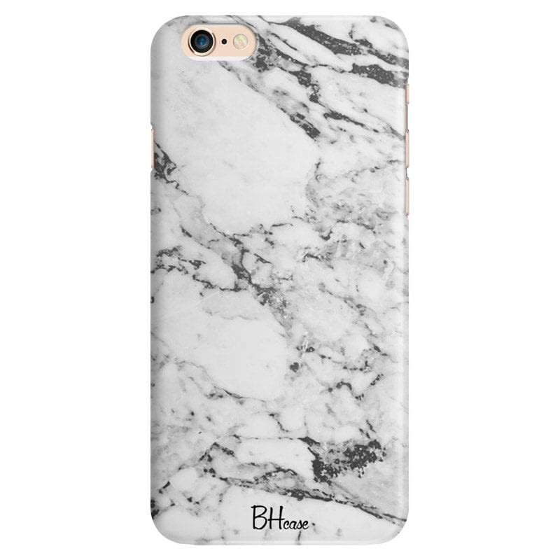 Marble White Case iPhone 6/6S