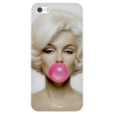 Marilyn Monroe Bubble Case iPhone SE/5S