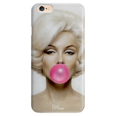 Marilyn Monroe Bubble Case iPhone 6 Plus/6S Plus