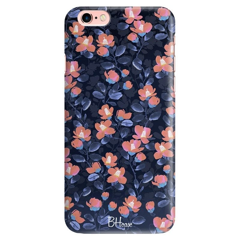 Midnight Floral Case iPhone 6/6S