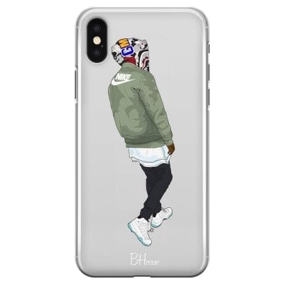 Nike Boy Case iPhone XS Max