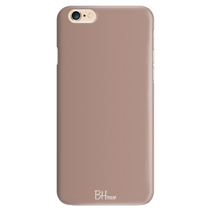 Nude Case iPhone 6/6S