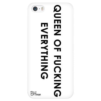 Queen Of Everything Case iPhone SE/5S