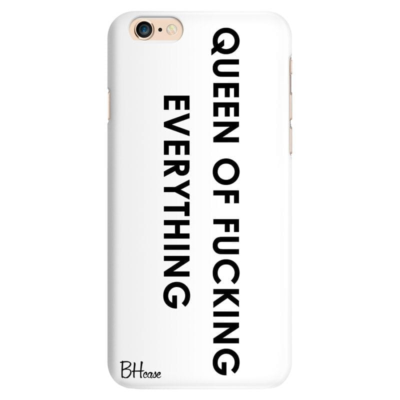 Queen Of Everything Case iPhone 6/6S