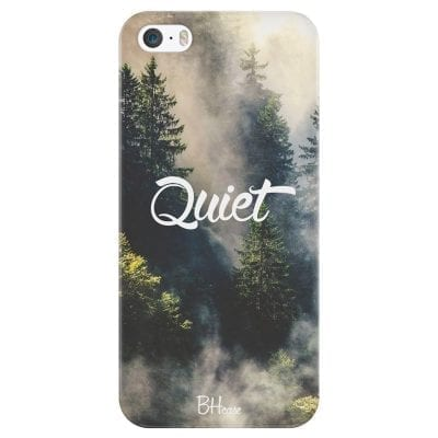 Quiet Case iPhone SE/5S