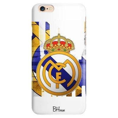 Real Madrid Logo Case iPhone 6/6S