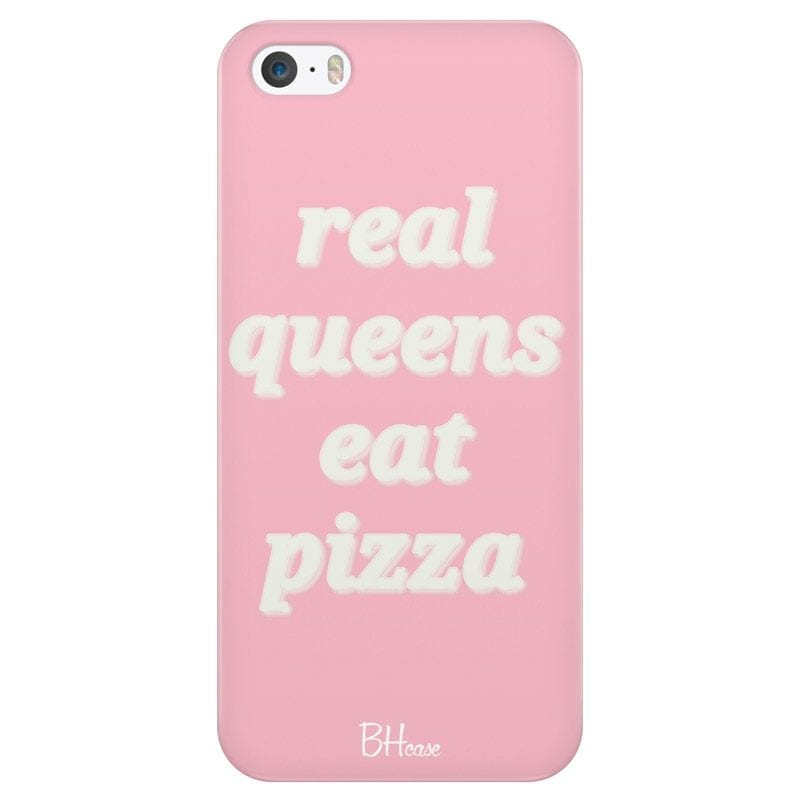 Real Queens Eat Pizza Case iPhone SE/5S