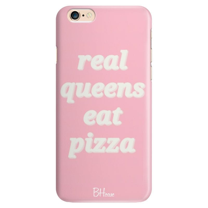 Real Queens Eat Pizza Case iPhone 6 Plus/6S Plus