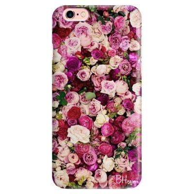Roses Pink Case iPhone 6/6S