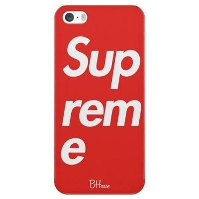 Supreme Case iPhone SE/5S