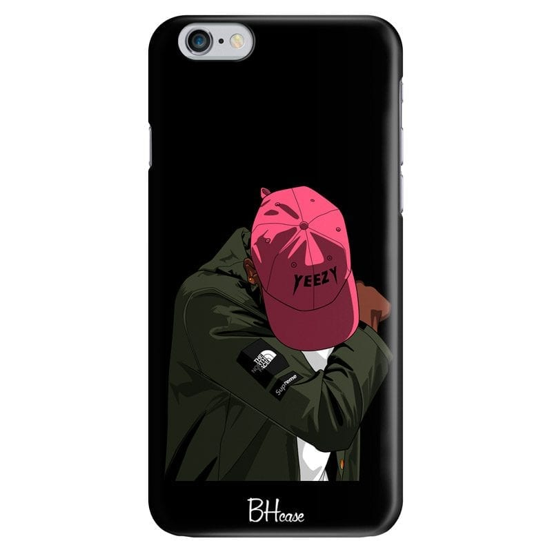Supreme Faded Yeezy Boy Case iPhone 6/6S